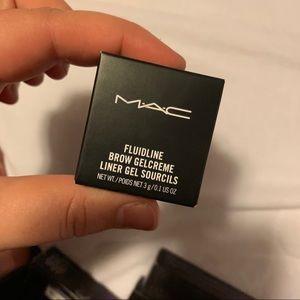 Mac brow gel